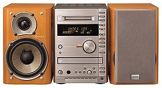 ONKYO オンキヨー(オンキョー) X-A7 CD/MDコンポ(本体:FR-155A+スピーカー:D-02Aのセット)