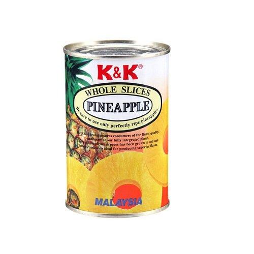 国分 K&K『マラヤパイン スライス 4号缶』