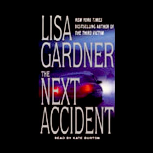 The Next Accident audiobook cover art