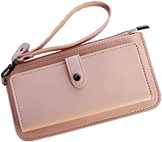 Pink Girls Envelope/Women Wallet patternPU Leather Wallet Long Ladies Clutch Coin Purse Ms clutch