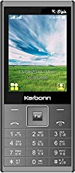 Karbonn K Stylo (Dual SIM, Brushed Grey)