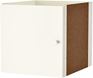 Ikea Kallax Shelving Units Insert with Door (1 Drawer, White)