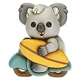 THUN - Soprammobile Koala con Tavola da Surf su Moto - Accessori per la Casa da Colleziona...