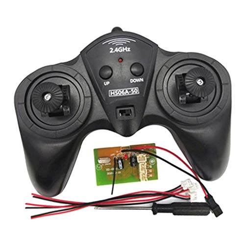 SM SunniMix Transmisor RC de 6 Canales con Receptor para RC Racing Drone Retailbox