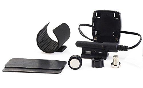 XLC 2502710000 Ersatzhalterung, schwarz, 10 x 6 x 4 cm