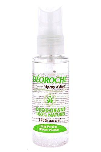 Deoroche Spray Alun Verde Certificado BDIH 75 ml