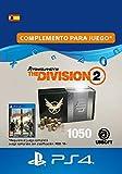 Tom Clancy's The Division 2 - Pack de 1050 créditos premium - 1050 Credits DLC | Código de descarga PSN - Cuenta española