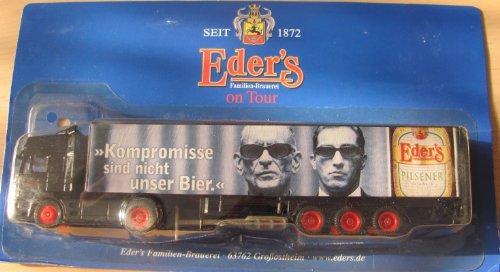Eder´s & Heylands Nr.027 - Kompromisse sind Nicht unser Bier - Man F2000 - Sattelzug