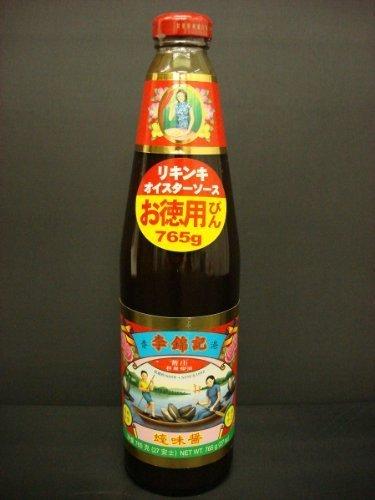 オイスターソース 瓶 750g /李綿記(2本)