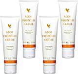 Forever Living Aloe Propolis Creme, 4oz each (Pack of 4)