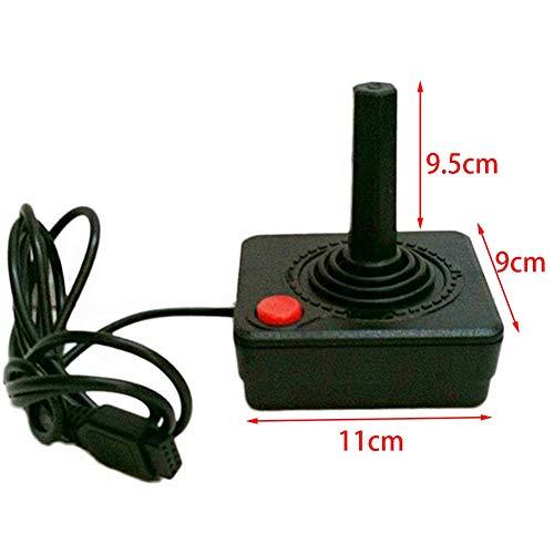Mando Joystick 1.5M Cable Acción Individual Botón Actualizado Retro Recambio ABS Juego...