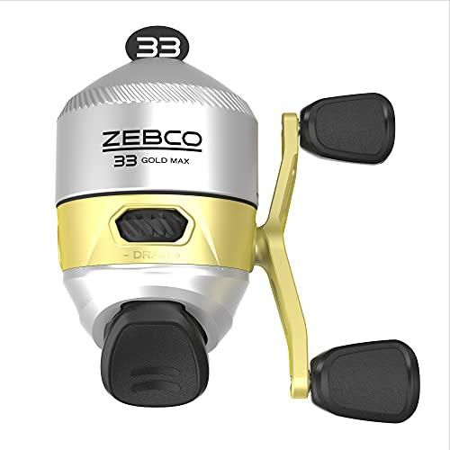 Zebco 33 Gold Spincast Fishing Reel