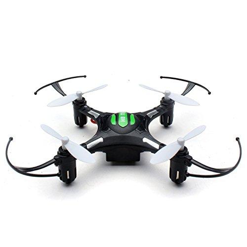 Sannysis? JJRC H8 Mini 2.4G 4CH 6 assi rtf RC Quadcopter Led Night Lights CF Modalit¨¤ regalo di natale