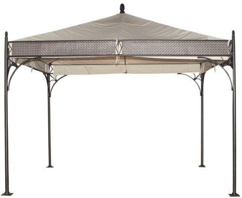 MBM 65.00.0200 Pavillon Romeo Elegance 3.5 x 3.5 m