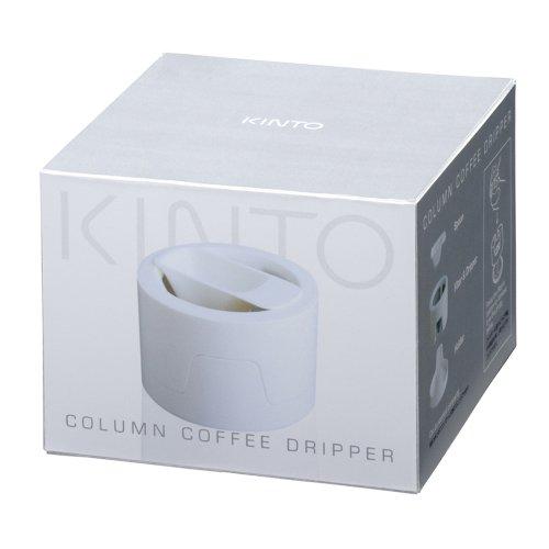キントー コーヒードリッパー COLUMN ブラウン 22850