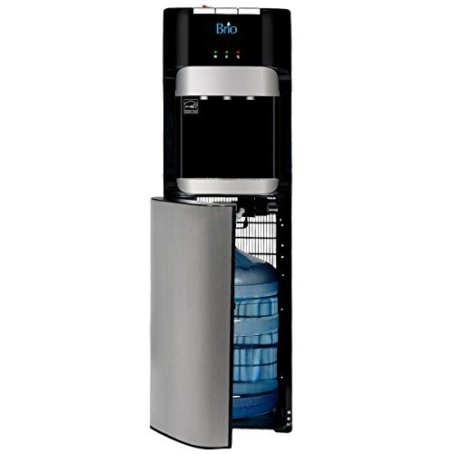 Brio Essential Series Bottom Load Hot, Cold & Room Water Cooler Dispenser - 3 Temperature Modes...