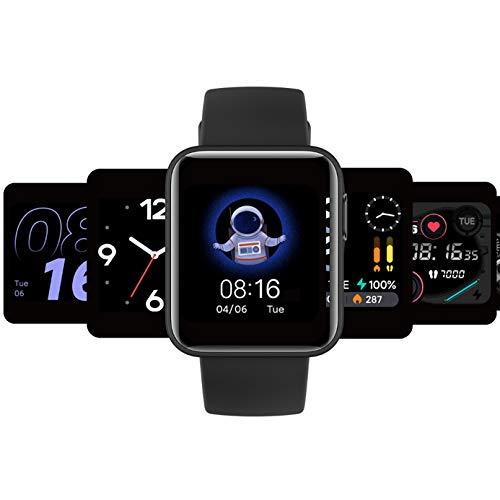 Fitnesstracker/Smartwatch, Unisex, Schwarz (Watch Lite)