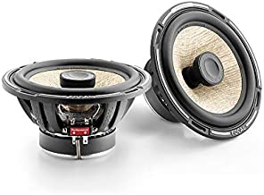 """Focal PC165F Flax 6.5"""" coaxial kit, RMS: 70W - MAX: 140W"""