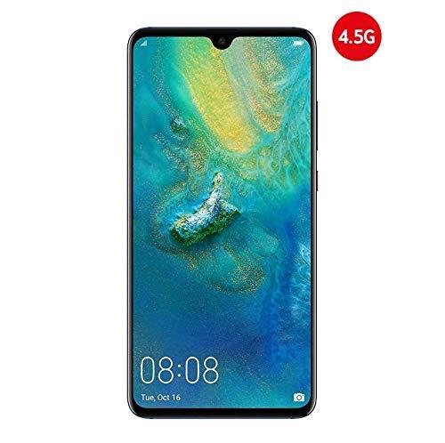 """Huawei Mate 20 6.3"""" Mono Sim LTE 128GB Ram 4GB Blu Garanzia ITALIA Vodafone"""