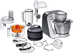 Küchengeräte und Haushaltsgeräte - Die Küchenmaschine mit Zubehör