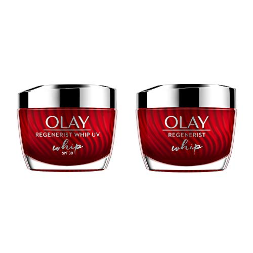 Olay Day + Night Moisturizer Regenerist Whip Lightweight Face Moisturiser Without Greasiness With Hyaluronic Acid