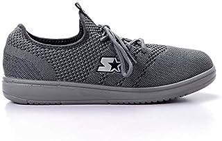 حذاء للمشي نايلون شبكي برباط وشعار جانبي مختلف اللون للجنسين من ستارتر - 42