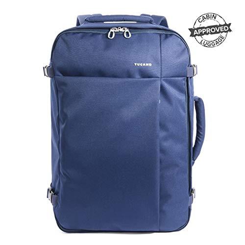 Tucano BKTUG-L-B Tugo Travel rugzak, voor notebook blauw 2 blauw