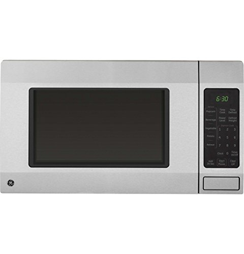 GE JES1657SMSS 1.6 Cu. Ft. Stainless Steel Countertop Microwave