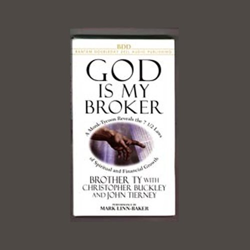 God Is My Broker audiobook cover art