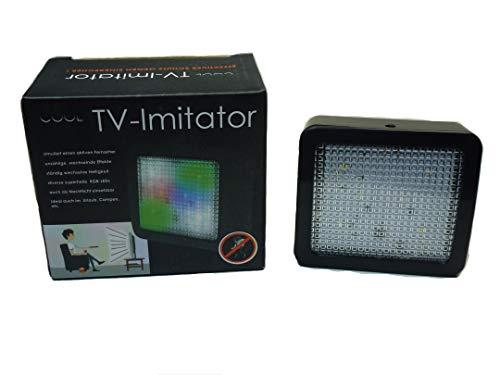 TV-Imitator Simulator Fake LED Einbruchschutz Fernsehlicht von Aktivhandel