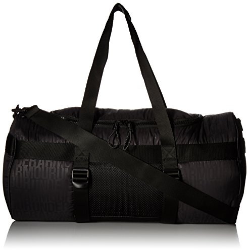 Under Armour Women's Motivator Duffle,Black /Black, One Size Fits All