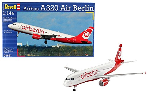 Revell 04861 - Maqueta Airbus A320 AirBerlin