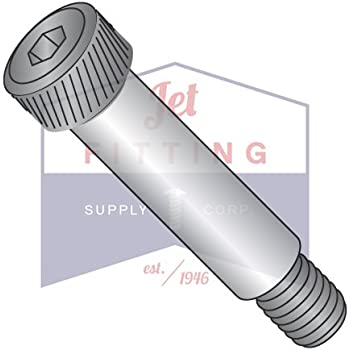 Plain Finish Standard Tolerance Meets ASME B18.3 Hex Socket Drive Partially Threaded 316 Stainless Steel Shoulder Screw Made in US, Socket Head Cap 5//16-18 Threads 7//8 Shoulder Length Pack of 1 1//2 Thread Length 3//8 Shoulder Diameter