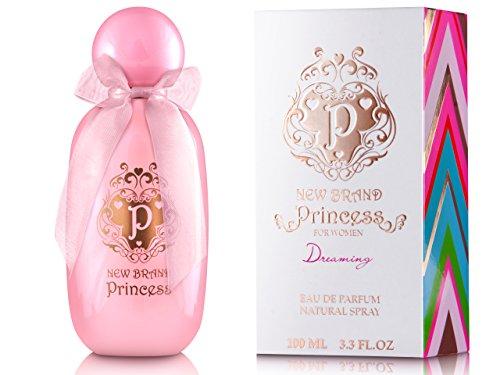 PRINCESS DREAMING By New Brand Perfume for Women eau de parfum spray 100ml/3.4oz. by New Brand