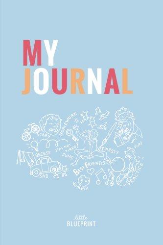 little BLUEPRINT My Journal