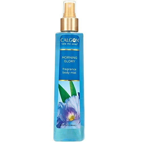 Calgon Morning Glory Fragrance Body Mist 8 oz
