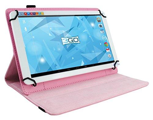 3go - Funda Tablet 7' Universal Rosa