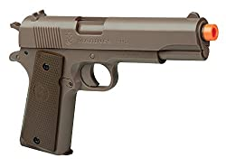 Airsoft Spring Pistols - Inexpensive - Powerful & Convenient