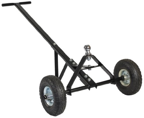 MAXXHAUL 70225 Trailer Dolly with 12' Pneumatic Tires - 600 Lb. Maximum Capacity