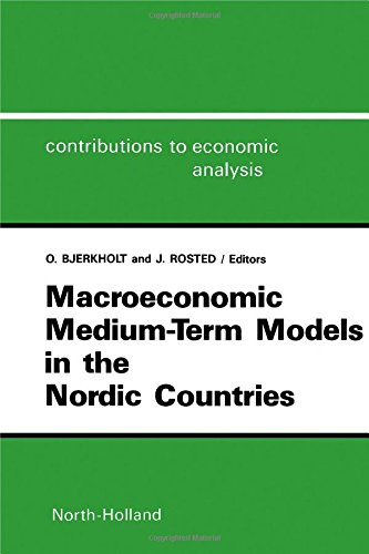 Macroeconomic Medium-term Models in the Nordic Countries (Co