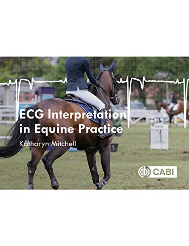 ECG Interpretation in Equine Practice (English Edition)