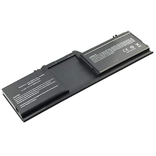 11.10V,3600mAh,Li-ion, Replacement Laptop Battery for Dell Latitude XT Tablet PC, This Laptop Battery can Replace The Following Part Numbers of Dell: 312-0650, MR369, PU536