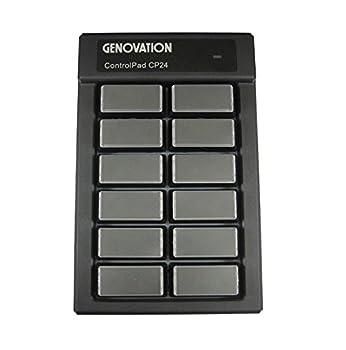 Genovation ControlPad CP24 Bumpbar USB HID