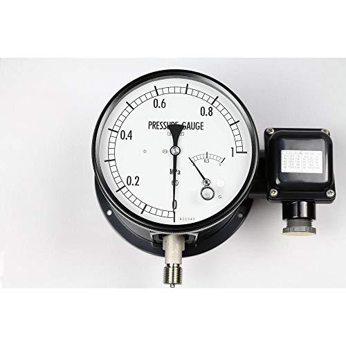 マイクロスイッチ接点付圧力計(150Φ) JM21-143(L)×0.6MPa