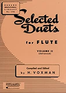 Best selected duets for flute advanced Reviews