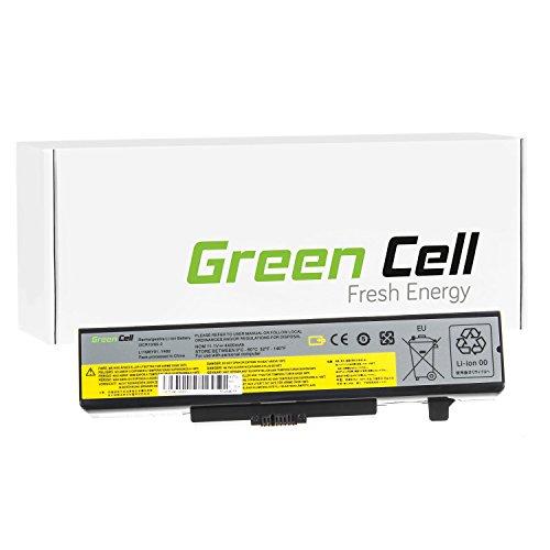 Green Cell® Standard Serie Batteria per Portatile Lenovo B590 (6 Pile 4400mAh 11.1V Nero)