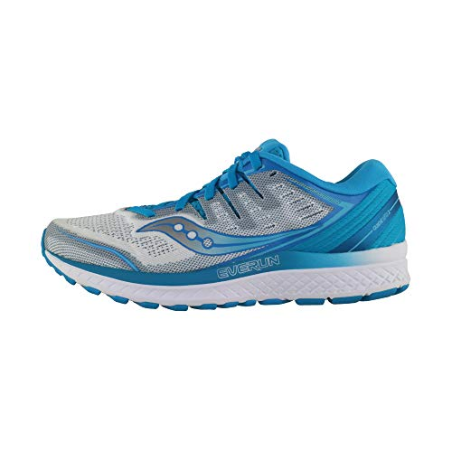 Saucony womens Running shoes stability shoe, Blue Blue 36, 6.5 US