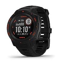 Instinct, Esports Edition, GPS Watch, Black Lava,JPN