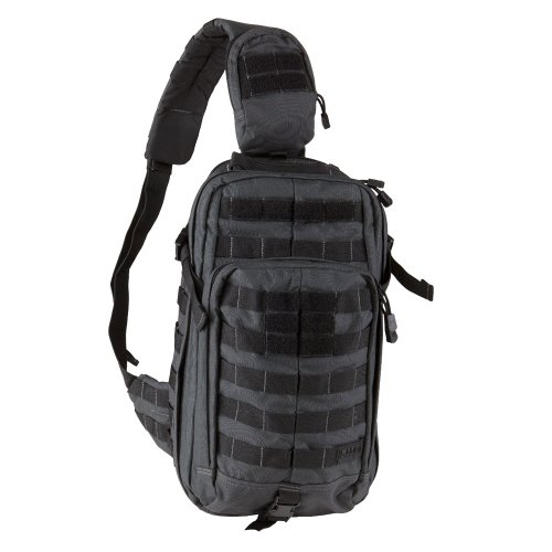 5.11 RUSH MOAB 10 Tactical Sling Pack Backpack, Style 56964, Double Tap