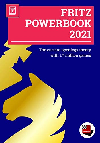 Fritz Powerbook 2021: Die komplette Schach-Eröffnungstheorie für Fritz